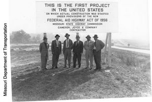 federal highway act